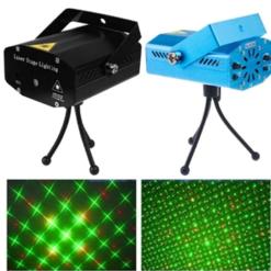 Proyector Láser Puntos Rítmico