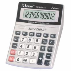 Calculadora 12 Dígitos Kenko